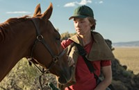 <i>Lean on Pete</i> tells the story of a horse and a teenager who feels like one