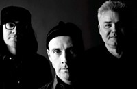 As the Messthetics, two D.C. punk legends and a mystical guitarist break genre barriers
