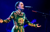 Erudite Mexican pop singer Natalia Lafourcade returns with more classic Latin American ballads