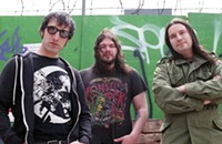 Spacey metal trio Mutoid Man shreds a little less and leans into pop in its latest music