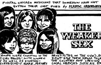 The Weaker Sex crashed the boys' club of the music biz in the late 60s