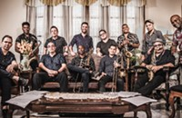 Orquesta Akokán resurrect the thrilling sound of 40s Cuba with modern singer José 'Pepito' Gómez