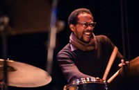 Drummer Brian Blade funnels his disparate interests into the Fellowship Band