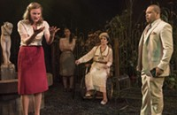 Raven Theatre can't deliver on <em>Suddenly Last Summer</em>'s mythic, monstrous potential