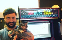 Famous feline Lil' Bub gets her own arcade game—built by Chicago's Logan Arcade