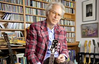 Shape-shifting guitarist Bill Frisell beautifully sums up his meditative range on <i>Music Is</i>