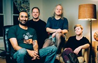 Chicago prog-rock icons Cheer-Accident achieve a new apex nearly four decades into their career with <i>Fades</i>
