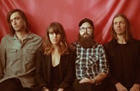 Hop Along adds more color to their heart-wrenching indie rock on <i>Bark Your Head Off, Dog</i>
