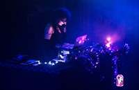 Goth doesn't age, but DJ Scary Lady Sarah's Nocturna party is turning 30