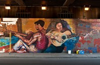 After city accidentally whitewashes landmark mural, artists and activists demand change