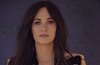 On <i>Golden Hour</i> Kacey Musgraves complements her inner happiness with a fizzy pop aesthetic that tones down her country foundation