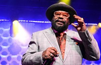 Before retiring from the road, George Clinton brings the funk to Chicago one more time