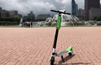 Test Drive: Lime's electric scooters are fun and easy, but are they practical for Chicago commutes?