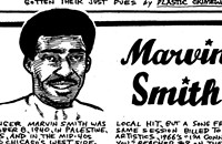 Chicago soul man Marvin Smith hit big with the Artistics, but couldn't break out on his own