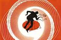 Getting dizzy at Ravinia when the CSO plays Bernard Herrmann's <i>Vertigo</i> score