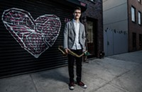 Arlington Heights native and saxophonist Brian Krock leads a Chicago-based lineup of his big band Big Heart Machine
