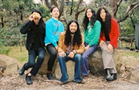 Tokyo psych band Kikagaku Moyo bring their far-reaching sound to Chicago