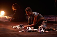 With <i>Unwanted</i>, Dorothée Munyaneza creates a spectacle of grief and resilience