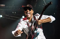 Former Rage Against the Machine guitarist Tom Morello releases his confounding solo debut
