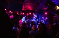Lala Lala's very sold-out record-release show, in photos