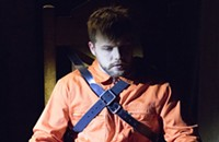A convict gets an unexpected reprieve in <i>There Is No Power for the Electric Chair</i>