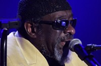 Jazz guitarist James Blood Ulmer brings his harmolodic stylings to any genre