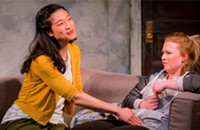 Calamity West's new play, <i>In the Canyon</i>, chronicles the slow erosion of abortion rights