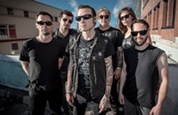 Leftover Crack and Negative Approach turn the floor of the Metro into a basement hardcore blast