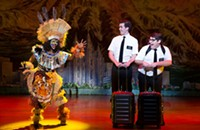 <i>Book of Mormon</i> is still crass and juvenile—and completely delightful