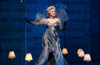 More than a century after its Paris premiere, <i>Cendrillon</i> comes to the Lyric