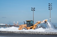 Streets and San does a great job of clearing the roads—thanks to Chicago-style politics