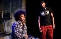 The three authors in the Young Playwrights Festival aren't afraid to take on big themes