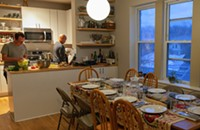 Diaspora Dinners explores a world of Jewish food from a tiny kitchen