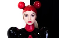 Poppy mixes high fashion, digital technology, and camp into viral-ready pop