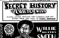 Muddy Waters drummer Willie 'Big Eyes' Smith never escaped the sideman shadow