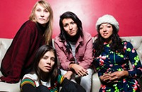 La Luz would be a rock 'n' roll force to reckon with in any era of music