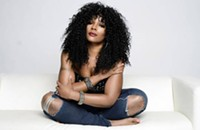 R&B singer Syleena Johnson channels her rootsier side at Chi-Town Blues Fest