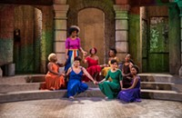 After 40 years, Ntozake Shange's choreopoem <i>for colored girls</i> remains a stunner