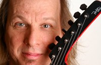 Low-key prog hero Adrian Belew performs hits from his massive catalog
