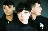 Chicago trio Pixel Grip twist indie-pop and dance into sultry sounds