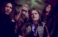Doom pioneers Electric Wizard worship at the altar of horror films, stoner culture, and Black Sabbath on <i>Wizard Bloody Wizard</i>