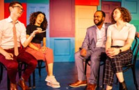 <i>Grinning From Fear to Fear</i> at Second City E.T.C. doesn't get funny till hour two