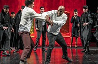 A new <i>Hamlet</i> puts the prince of Denmark in a context all too familiar to many Chicagoans
