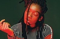 UK rapper Little Simz breaks out with the sonically diverse, expertly crafted <i>Grey Area</i>