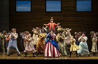 <i>The Music Man</i> offers a musical conundrum at the Goodman