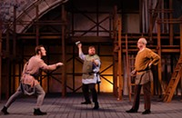 Diana Coates is second to none in <i>Henry&nbsp;V</i>