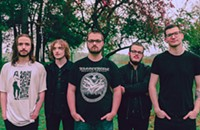 Ashbringer explore humankind's place in the cosmos on <i>Absolution</i>