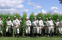 In 2020, the White Sox get to play the Yankees in a cornfield in Iowa