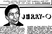 Forgotten dance-craze hit maker Jerry O has inspired a new biography