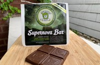 Blast off with Dark Matter Coffee's Supernova Bar